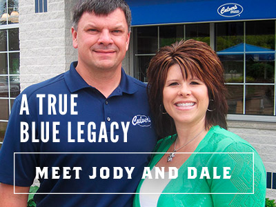 A True Blue Legacy - Meet Jody and Dale